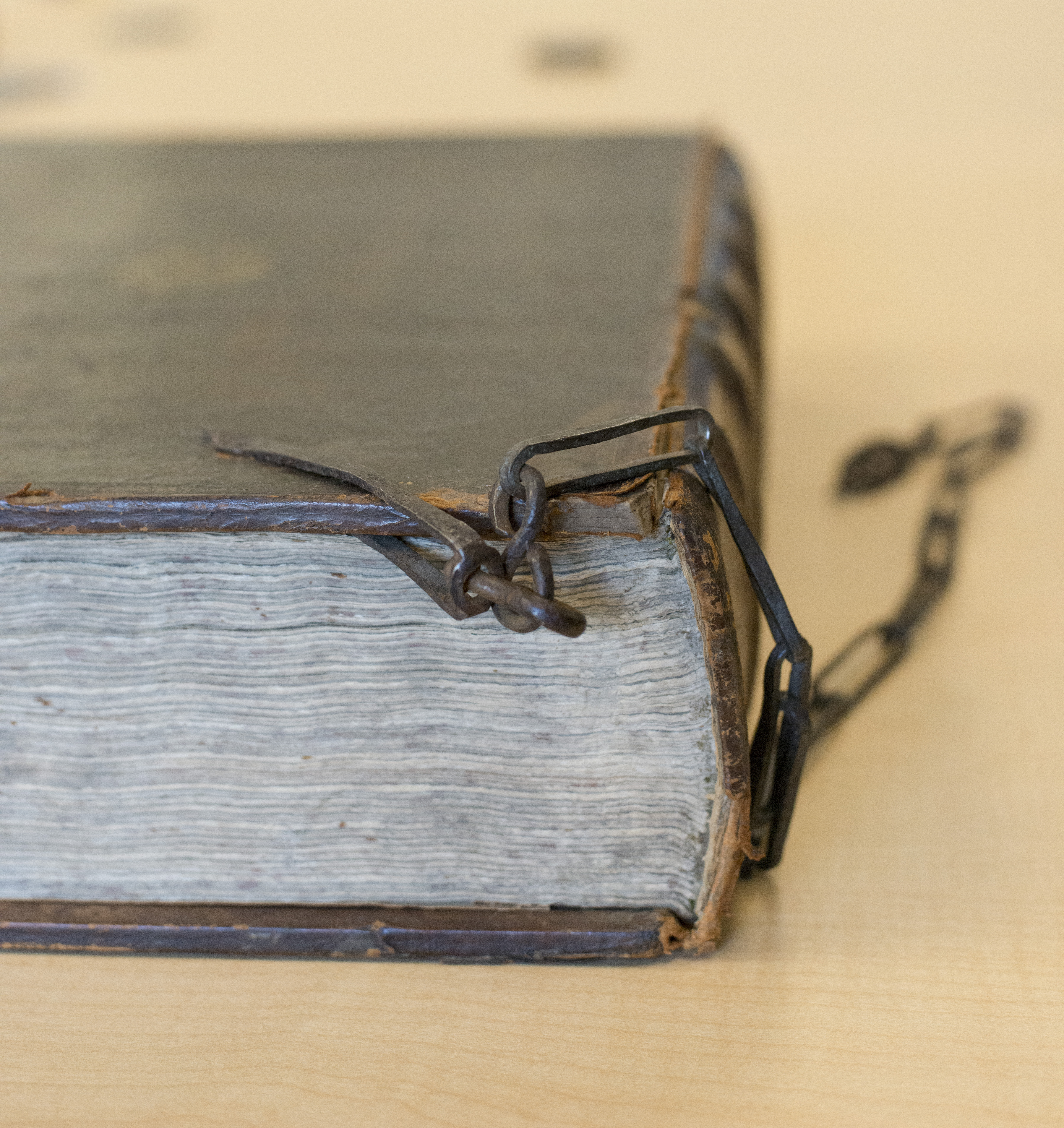 Chained-Book