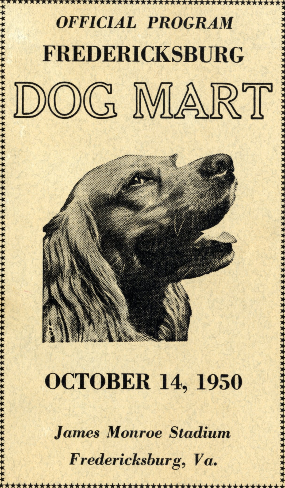 Dog Mart Program