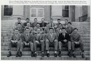 Mary Washington College Veterans, 1948