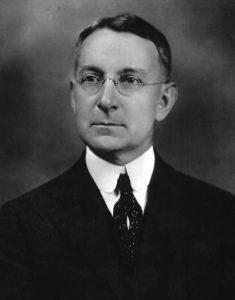 Photograph of Joseph D. Eggleston, Jr.